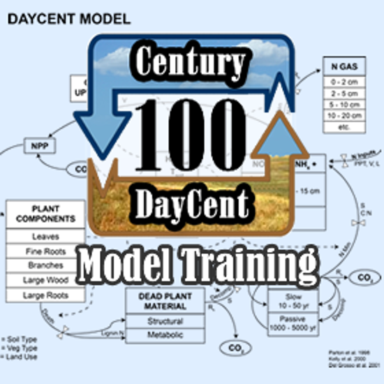 Centruy/Daycent Model Training